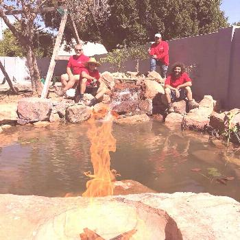 3 people outdoor and natureYou can find Ponds and more on our website.3 people outdoor and nature