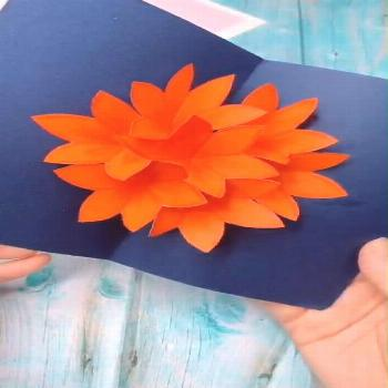 Diy Origami - Teachers' Day Follow me for more handmade tutorial. Why not show your work in the com