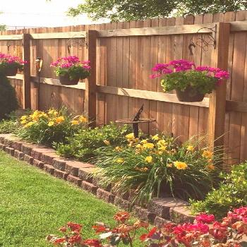 Garden Small On A Budget Front Porches 54+ Best Ideas flower beds in front of house budget