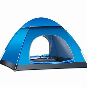Instant Pop Up Camping Tent Waterproof 3-4 Person Camping
