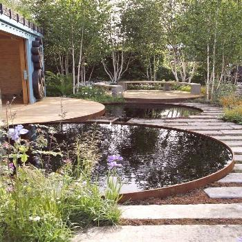 Koi Pond Designs For Your Home 65 Marvelous Backyard Ponds and Water Feature Landscaping Ideas - 65