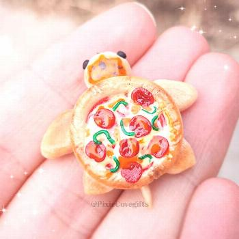Pizza Turtles for everyone!