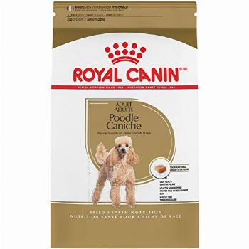 Royal Canin Poodle Adult Breed Specific Dry Dog Food, 10
