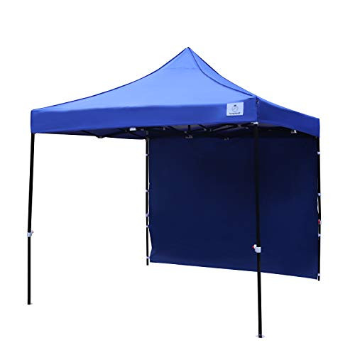 ISAGAPOY Canopy Tent 10x10 Pop Up Canopy Tent Commercial