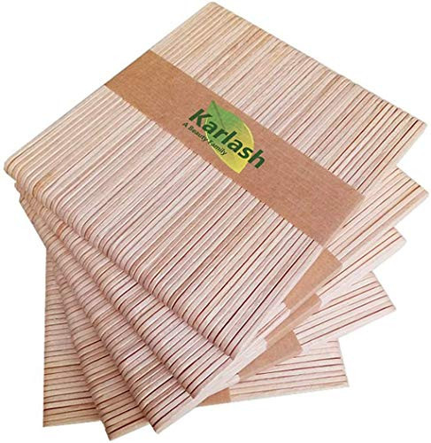 Karlash Popsticle Craft Sticks 4.5quot Length (Pack of 1000)