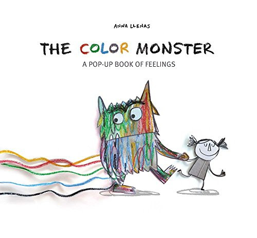 The Color Monster A Pop-Up Book of Feelings